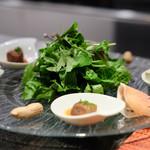 嘉山 - サラダ