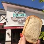 パン工房 カワ - 料理写真:生クリームサンド ¥133