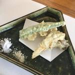 料理屋くおん - 天ぷら