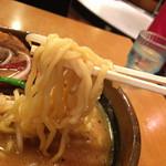 田所商店 - 中太麺!
