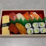 鮨処 なごやか亭 - 料理写真:湿原(810円)