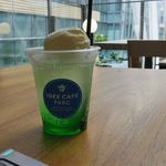 IDEE CAFE PARC - クリームソーダ