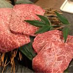 日本橋イタダキ - 塩系お肉 上もも、ランプ