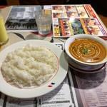 インド料理 Panas - 日替わり。