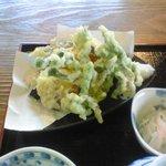 まぎの - 野菜天ぷら
