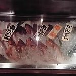 魚処 波乗り三太 - 鮮魚