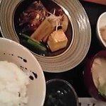 魚処 波乗り三太 - 煮魚定食