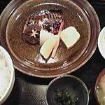魚処 波乗り三太 - 焼き魚定食