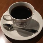 サッポロ珈琲館 - 午後のコーヒー:ハウスブレンド珈琲 540円
