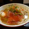 menyasaisai - 料理写真:☆【麺屋彩々 昭和町本店】さん…辛味噌ラーメン(≧▽≦)/~♡☆