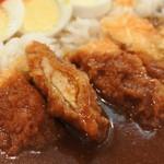 カレーハウスピヨ - チキンカツ
