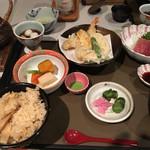 まつぼっくり - 料理写真:松茸御膳