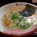 麺屋彩々 - ☆限定鳳翔白湯らーめん(●^o^●)☆