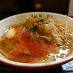 麺屋彩々 - ☆ピリ辛さがGood!!☆