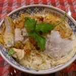 萬ち亭 - ロースカツ丼