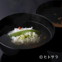 京都 吉兆 - 水の種類にまでこだわった、日本料理の要である『椀物』