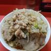 ラーメン二郎 - 料理写真:小ラーメン※ヤサイ、アブラ、カラメ