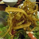 うつぼ - ゴボウサラダ
