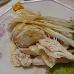 紅花 - 〇蒸し鶏 980円