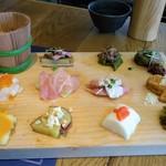 漬け野菜 イソイズム - 漬け野菜12種盛