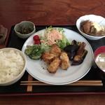 コミュニティーハウス イシカリさんぽみち - 料理写真: