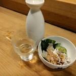 甚六鮨 - 料理写真:嗚呼、迎え酒…
