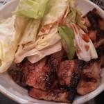 74574401 - バラ豚丼