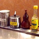 長田タンク筋 - その他調味料。