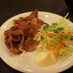 カヤシマ - 生姜焼き