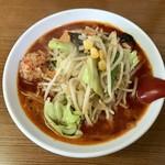麺や 葉月 - 辛タンちゃん麺激辛ハーフ、680円です。