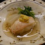 梧洋 - 毛ガニ、カブ、壬生菜