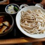 うどん 槇 - 肉汁うどん (中)