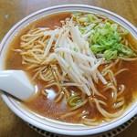 麺家とみ - 料理写真:2017年10月 ラーメン