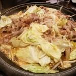 坐・和民 - 陶板焼き(満腹コース)