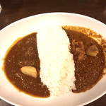 Craft Beer & Curry Holyhead - ダブルカレー