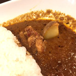 Craft Beer & Curry Holyhead - チキンカレー