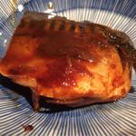 地料理屋 あうん 赤坂 - とろさばの味噌煮