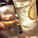 キューブバー - 再乾杯〜!