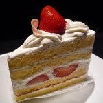 ツマガリ - ☆『ツマガリ』さん…苺のショートケーキ(≧▽≦)~♡☆