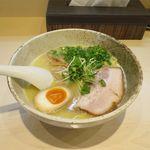 麺や けせらせら - 塩らぁめん(730円)