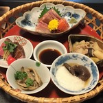 松川温泉 峡雲荘 - 夕食