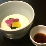 松川温泉 峡雲荘 - 豆腐(ふうせつ花)