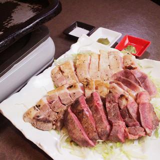 「鉄板ステーキ」がメニューに仲間入り☆