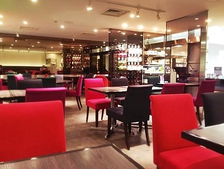 カフェ コムサ 池袋西武店