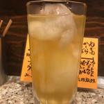 74586026 - 緑茶ハイ