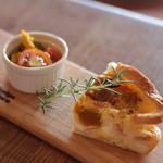 リスタイル プラスカフェ - トーストキッシュ