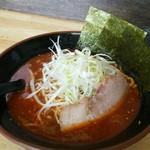 麺処52 - 料理写真:辛ジャンラーメン