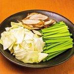 野菜(キャベツ・ごぼう・ニラ)