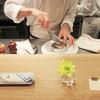 ラ・トラース - 料理写真:カウンター前はオープンキッチン(2017.9月後半)