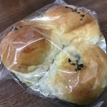 フレーバー - 三色パン